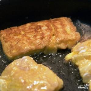 Жареное филе трески - фото шаг 5