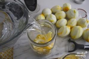 Домашний лимончелло - фото шаг 3