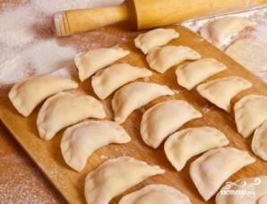 Тесто на вареники - фото шаг 6