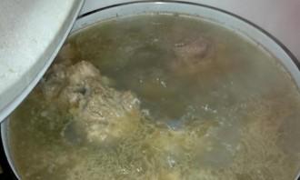 Холодец из баранины - фото шаг 1