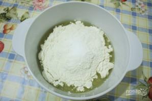Печенье на рассоле - фото шаг 1