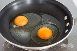 Глазунья к завтраку - фото шаг 1