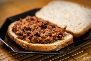 Сэндвич с говядиной - фото шаг 2