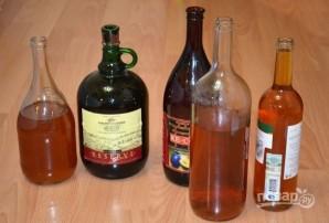 Вино из яблок в домашних условиях - фото шаг 7