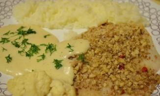 Сливочно-сырный соус - фото шаг 6