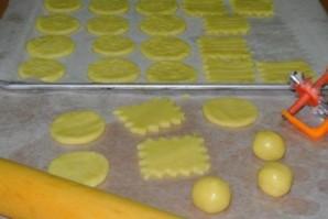 Печенье из песочного теста - фото шаг 5