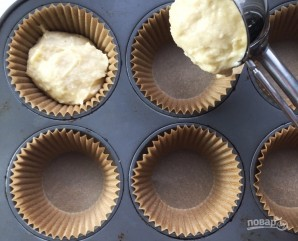 Кокосовые кексики - фото шаг 4