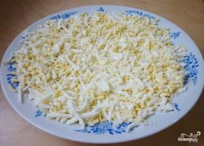 Рыбный салат с рисом - фото шаг 3