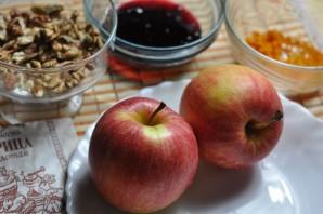 Яблоки по-вешенски - фото шаг 1
