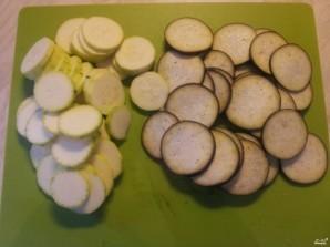 Овощи гриль в духовке - фото шаг 2