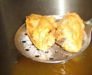 Крылышки в панировке в духовке - фото шаг 5