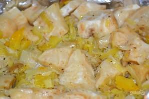 Запеченный сельдерей с соусом из авокадо - фото шаг 16