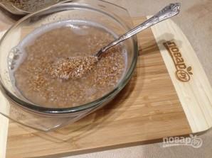 Печенье из пшеничной крупы - фото шаг 1