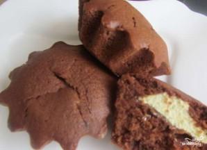 Кексы с творожной начинкой - фото шаг 4