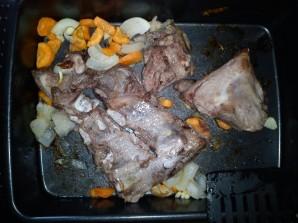 Бульон из свинины - фото шаг 3