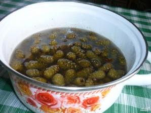 Варенье из зеленых сосновых шишек - фото шаг 3