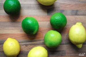 Лимончелло  - фото шаг 1