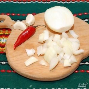 Рыбный суп с фенхелем - фото шаг 4