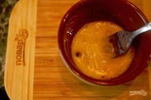 Шоколадные маффины с жидкой начинкой - фото шаг 3