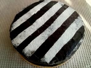"""Торт """"Зебра"""" - фото шаг 9"""
