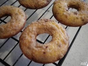 """Пончики """"Олимпийские кольца"""" - фото шаг 2"""