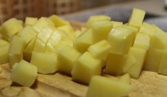 Суп из говядины и картофеля - фото шаг 12