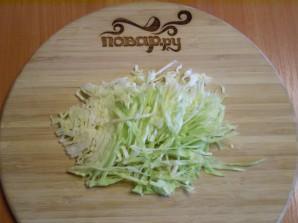 Капустный салат для похудения - фото шаг 2