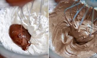 Торт шоколадно-муссовый - фото шаг 3