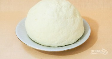 Лепешка с сыром - фото шаг 2