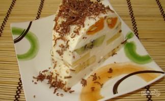 """Творожный торт """"Волшебный"""" - фото шаг 9"""