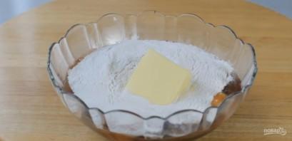 Самый простой шоколадный торт - фото шаг 4