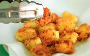 Сыр в сухарях - фото шаг 6