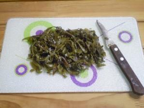 Салат быстро и недорого - фото шаг 2