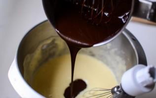 Французский шоколадный торт - фото шаг 4