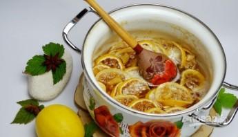 Варенье из лимонов и имбиря - фото шаг 6