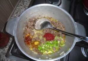 Суп с фаршем и яйцом - фото шаг 3