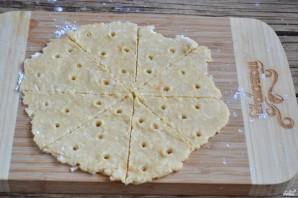 Сырное печенье - фото шаг 6