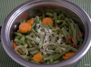 Салат из фасоли на зиму - фото шаг 4