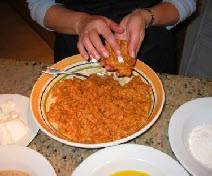 Рисовые шарики - фото шаг 2