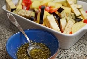 Овощи, запеченные в духовке - фото шаг 5
