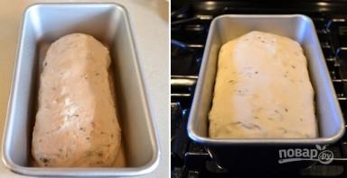 Хлеб с луком - фото шаг 4