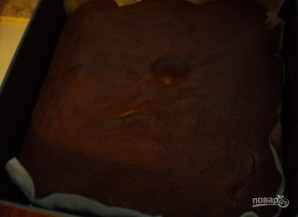 Торт с пропиткой за ночь - фото шаг 4