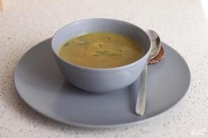 Суп с лисичками - фото шаг 8