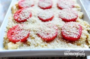 Паста с помидорами, сыром и панировочными сухарями - фото шаг 6