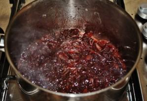 Луково-винный соус - фото шаг 4