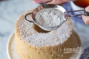 Воздушный чайный пирог - фото шаг 5