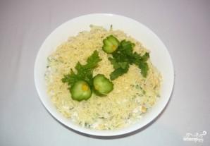 Салат по-гавайски - фото шаг 6
