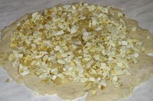 Картофельный рулет - фото шаг 5