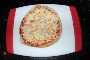 Пицца-минутка в микроволновке - фото шаг 6