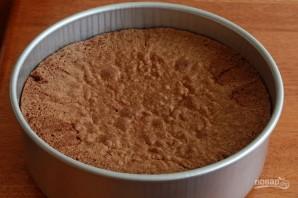 Перевернутый пирог с грушами - фото шаг 14